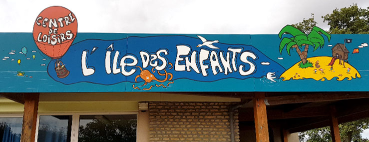 Centre de Loisirs - Maire de Mauzé Thoursais Rigné